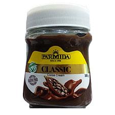 کرم کاکائو پارمیدا 380 گرمی