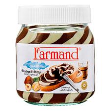 شکلات صبحانه دو رنگ فرمند 330 گرمی