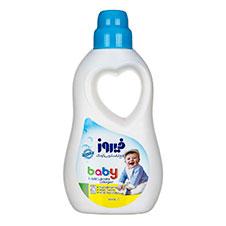 مایع لباسشویی کودک آبی فیروز 1000 گرمی