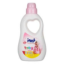 مایع لباسشویی کودک صورتی فیروز 1000 گرمی