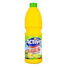 مایع سفیدکننده معطر زرد اکتیو 1000 گرمی