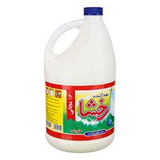 مایع سفید کننده رخشا 4000 گرمی