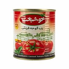 رب گوجه فرنگی خوشبخت 400 گرمی