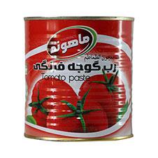 رب گوجه فرنگی ماهوند 800 گرمی