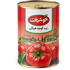 رب گوجه فرنگی خوشبخت 800 گرمی