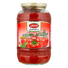رب گوجه فرنگی خوشبخت 1.5 کیلوگرمی