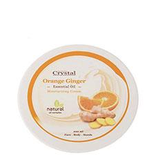 کرم مرطوب کننده پرتقال و زنجبیل کریستال 200 میلی لیتری