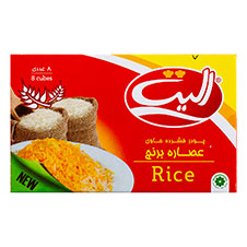 عصاره برنج الیت 8 عددی