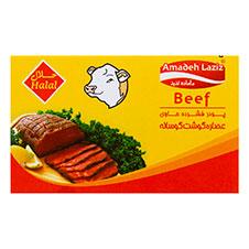 عصاره گوشت گوساله آماده لذیذ 80 گرمی