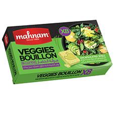عصاره سبزیجات مهنام 8 عددی