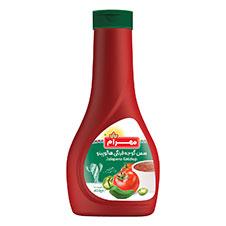 سس گوجه فرنگی تند هالوپینو مهرام 400 گرمی