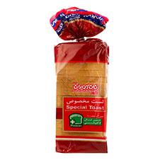 نان شیرمال صدفی مزرعه 100 گرمی