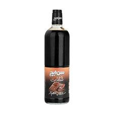 شربت شکلات بطری سن ایچ 840 میلی لیتری