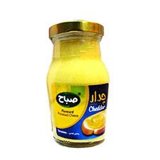 پنیر چدار صباح 240 گرمی