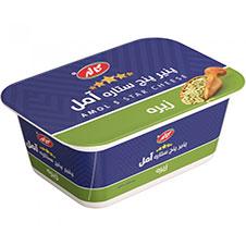 پنیر پنج ستاره آمل زیره کاله 400 گرمی