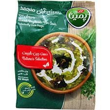 سبزی آش منجمد پمینا 400 گرمی