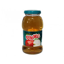 آبمیوه سیب عالیس شیشه 200 میلی لیتری