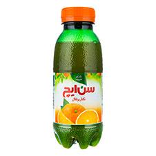 آبمیوه پرتقال پالپ دار سن ایچ 300 میلی لیتری
