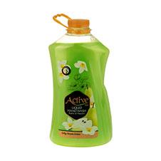 مایع دستشویی سبز اکتیو 2500 گرمی