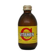 انرژی زا ویتامین ث واندرلایف 240 میلی لیتری