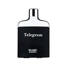 ادکلن مردانه تلگرام اسکلاره 82 میلی لیتری