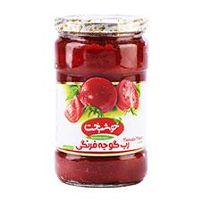 رب گوجه خوشبخت 700 گرمی