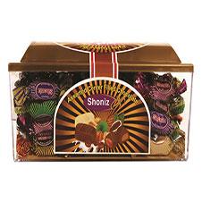 شکلات مغزدار مخلوط شونیز 500 گرمی