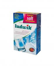 نمک محافظ ماشين ظرفشويي لودويک 1/5 کیلوگرمی
