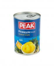 کمپوت آناناس حلقه ای کلیددار پیک 565 گرمی