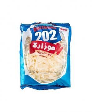 پنیر پیتزا 202 وزن 1 کیلوگرمی