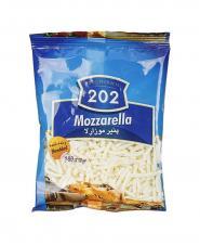 پنیر پیتزا رنده شده 202 وزن 180 گرمی