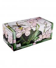 دستمال کاغذی فانتزی گلدار گلپر سه لایه 300 برگ