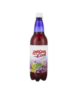 نوشیدنی گازدار انگور قرمز سن ایچ 1 لیتری