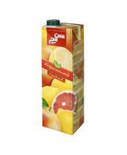 نوشیدنی لیموناد گریپ فروت کامبی بلاک سن ایچ 1 لیتری
