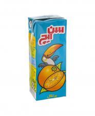 نوشیدنی پرتقال کودک سن ایچ 200 میلی لیتری