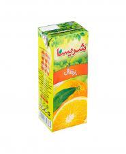 نوشیدنی پرتقال شریسا ۲۰۰ میلی لیتری