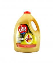 مایع ظرفشویی طلایی پریل 4 لیتری