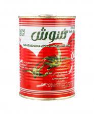رب گوجه با درب آسان باز شو گلنوش 420 گرمی