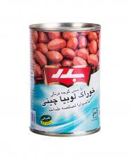 کنسرو خوراک لوبیا چیتی بدر ۴۲۰ گرمی