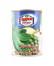 کنسرو نخود سبز مجید ۴۰۰ گرمی