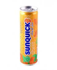 نوشیدنی پالپ دار پرتقال سان کوئیک ۲۴۰ میلی لیتری