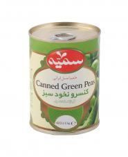 کنسرو نخود سبز سمیه ۴۰۰ گرمی