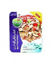 کباب ترکي گوشت با سبزيجات پمينا کاله 400 گرمی
