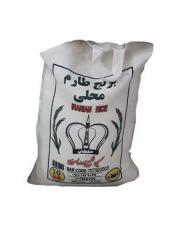 برنج طارم محلی درجه یک سلطان 10 کیلوگرمی