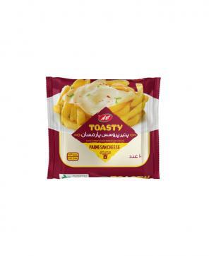 پنیر تست پارمسان کاله 180 گرمی