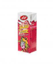 شیر توت فرنگی پرچرب ۲٫۵ درصدی کاله ۲۰۰ میلی لیتری