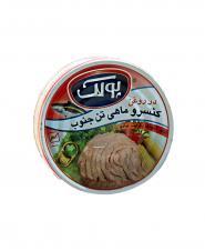 کنسرو ماهی تن کلیددار پولک 120 گرمی