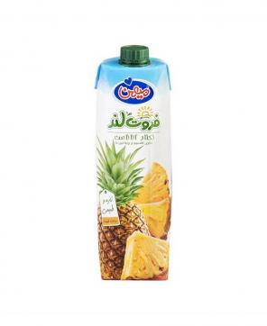 نکتار آناناس فروت لند میهن ۱ لیتری
