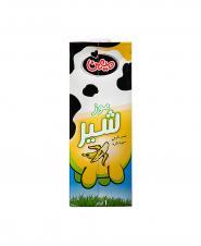 شیر موز میهن 1 لیتری