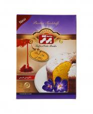 پودر کیک زعفرانی برتر 450 گرمی